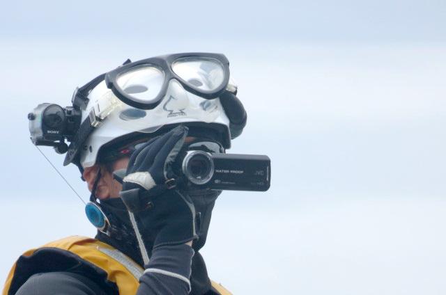 沖縄辺野古船上からの写真08